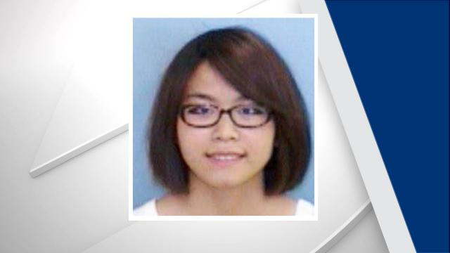 The N.C. Center for Missing Persons has issued a Silver Alert for a missing endangered woman, Hannah Wu Le Brown.