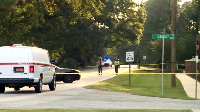 Woman walking dogs hit by car, killed in crash on Penny Road in Cary