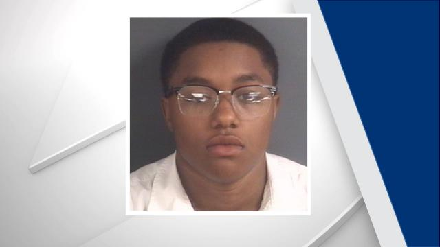 According to the Fayetteville Police Department,Eyonna Roberson, 20, of Fayetteville, was arrested Monday at theDallas/Fort Worth International Airport. Roberson has been charged with first-degree murder and is awaiting extradition back to North Carolina.