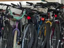Community honors Bicycle Man with donation of 60 bikes for children