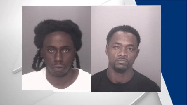 Lumberton arrests