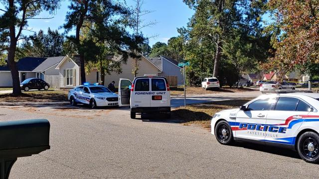 Fayetteville police investigate after 14-year-old girl was shot in the leg.