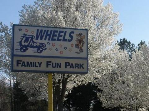 Wheels Family Fun Park in Durham is being sold after 40 years.
