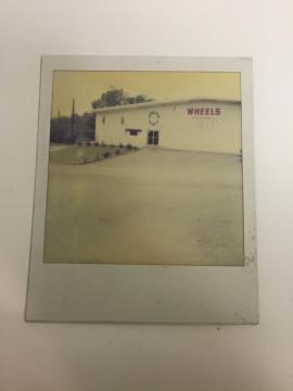 Throwback: The original Wheels on Latta Road in the 1980s. (Courtesy of Wheels Family Fun Park)
