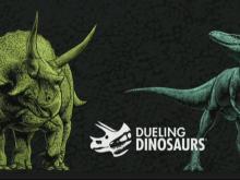 Dueling Dinosaurs at the North Carolina Museum of Natural Sciences