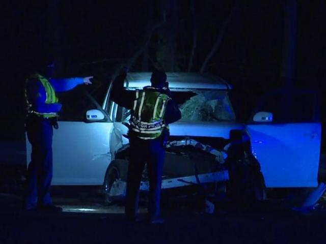 Beltline reopens after serious overnight crash hospitalizes 2 people
