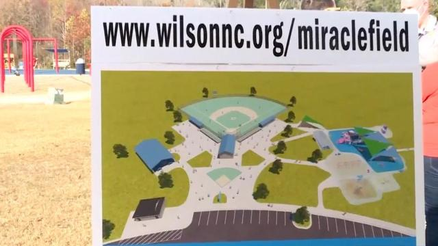 New playground will remember 5-year-old boy shot in Wilson