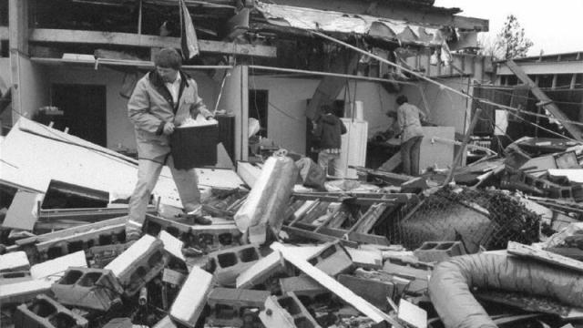 Remembering Raleigh's 1988 tornado