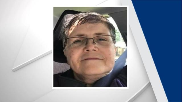 Haw River police are searching for missing 60-year-old Holly Wolfgang.