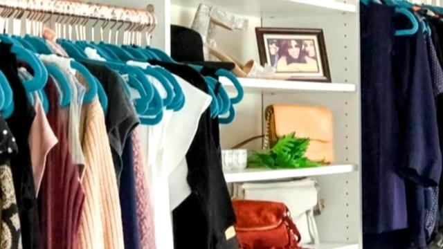 Reducing clutter, re-organizing closets top list of new year to-dos