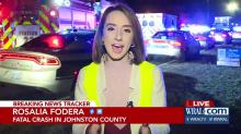 IMAGE: One person dead after multi-vehicle accident in Johnston County