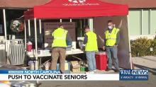 IMAGE: Mass vaccination effort aims to immunize citizens 75 and older