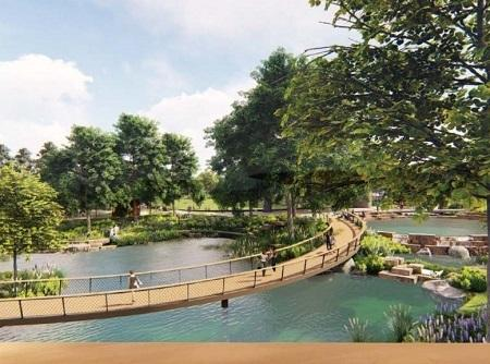 After years of work and public comment, the Town of Cary has unveiled its finalized plan for the Downtown Park, which should be completed by 2023.