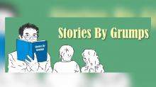IMAGE: 'Stories by Grumps' keep local author, grandchildren connected during COVID-19