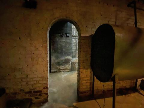 The basement of the Masonic Lodge could become a speakeasy.