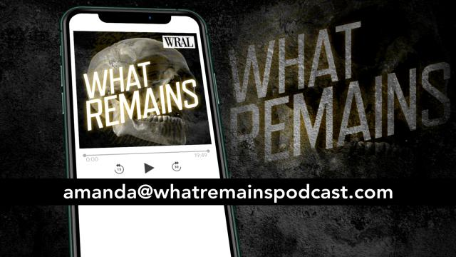 What Remains podcast tease