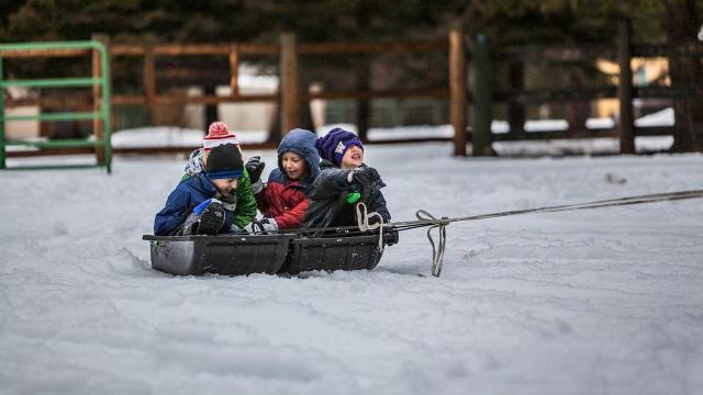 Will kids ever have another 'snow day' again?