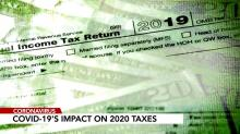 IMAGE: COVID-19 could complicate your 2020 tax return