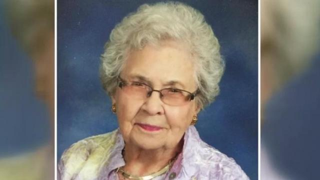 Cary celebrates woman's 109th birthday.