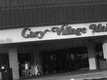 Cary Towne Center started as Cary Village Mall. Image courtesy of Patti Foster Clapper.