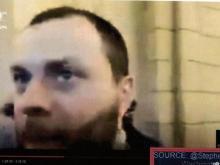 Stephen Baker at US Capitol riot