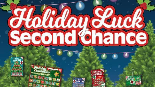2020 Holiday Luck Second Chance Drawing
