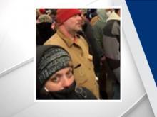 Jenny Spencer of Pilot Mountain at Capitol riot
