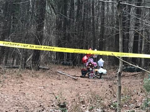Teenager's body found 12 feet away from crash site