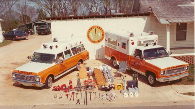 Cary Area EMS