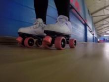 Take a step back in time at Rocky Mount roller skating rink