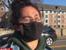 Duke students speak out after a large, maskless party took place off campus on Friday