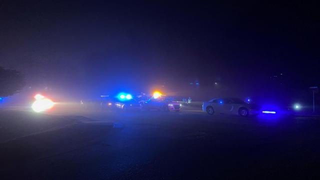 The crash happened just before 8:30 p.m. along Cliffdale Road, near Woodstream Trail.