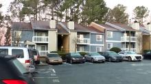 IMAGE: Man and woman shot at Durham apartment complex