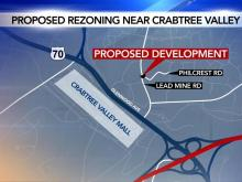 Lead mine road development project