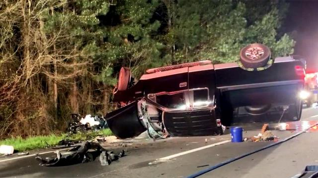 Man killed in wrong-way crash on US 70 in Pine Level