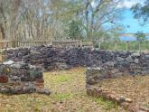 IMAGES: Russellborough ruins: Remains of early NC governor's mansion burned in the Revolutionary War