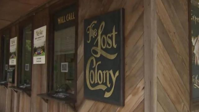 The Lost Colony will no longer hire white actors to play roles of indigenous Americans
