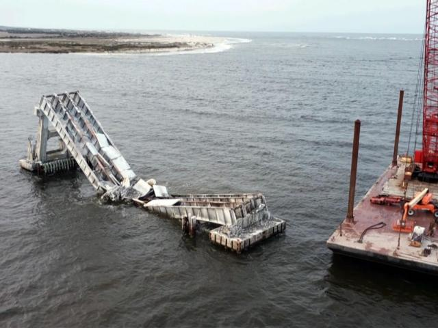 OSHA investigating fatal bridge collapse on Outer Banks - WRAL.com