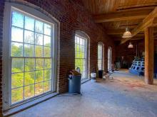 Built in 1818, the Rocky Mount Mills are over 200 years old -- thought to be the second-oldest cotton mill still standing in the state of North Carolina.