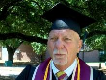 67-year-old man finishes college at UNC Wilmington decades later