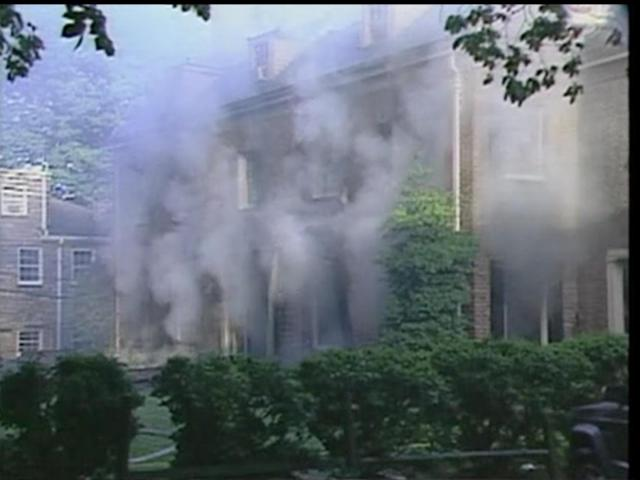 Tragic graduation day: Weekend marks 25 years since UNC fraternity fire killed 5 students