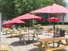 Investigate the future of outdoor dining