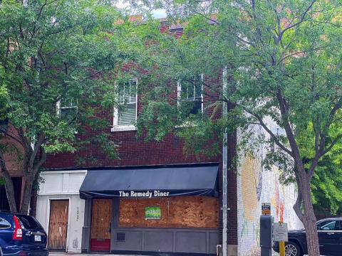 Murals on Hargett Street tell the story of Black Main Street in Raleigh.