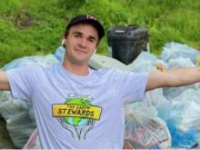 Viral kindness: Local man picks up nearly 10,000 bags of trash from NC highways