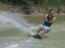 Visiting the world's largest privately-owned water ski school in Harnett County