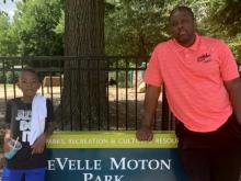 NCCU basketball coach Levelle Moton spearheads movement to bring affordable housing to old Raleigh neighborhood