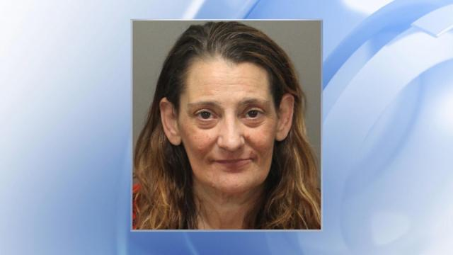 Michelle Mollica Wright, 49, was charged with driving while impaired.
