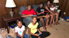 IMAGES: Fayetteville family of 9 facing homelessness after affordable housing options dry up