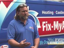 Pandemic causes delays in HVAC repairs