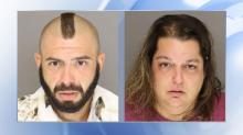 IMAGE: Pair arrested after 5-year-old girl killed at Super 8 motel in Aberdeen